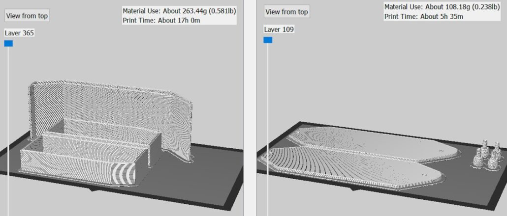 Simulation and Experiment of 3D Printing – Arxterra